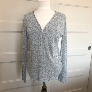 Grey Long Sleeved Shirt